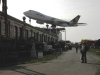 Außengelände, Boeing 747 Jumbo Jet