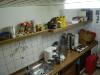 Letzter Blick in die Küche