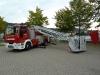 Feuerwehrfest 2011; Während dem Aufbau