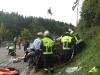 26. September 2011 - Verkehrsunfall, L382 Otterberg - Schneckenhausen