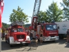 Feuerwehrfest Otterberg 2012; DL25 und DLK