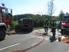16. September 2012 - Verkehrsunfall, L387 Otterberg - Kaiserslautern-Erlenbach