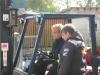 22. September 2012 - Ausbildung Gabelstaplerfahrer