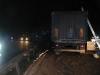 18. Februar 2013 - Verkehrsunfall mit LKW, A63 Sembach - Kaiserslautern