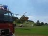 22. Juli 2013 - Hubschrauberlandesicherung, Heiligenmoschel