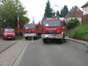 Feuerwehrfest 2014; nach dem Aufbau