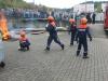 Feuerwehrfest 2014; Vorführung der Jugendfeuerwehr