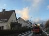 4. Januar 2015 - Kaminbrand, Schallodenbach Felsstraße