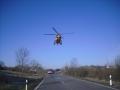 7. April 2015 - Verkehrsunfall, B270 Otterbach - Kaiserslautern-Erfenbach