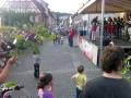 Abschluss auf dem Kirchplatz Otterberg.