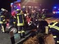 6. März 2016 - Verkehrsunfall, L387/L389 Otterberg - Otterbach