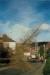Orkan Hertha: Am 3. Februar 1990 beseitigt die Feuerwehr Otterberg umsturzgefährdete Bäume am Rotenberg.