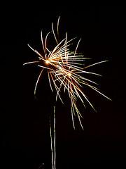 Silvesterfeuerwerk, Quelle: flickr.com (Stadtkatze)