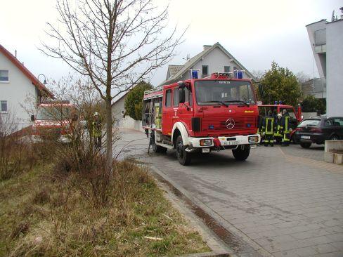 Das Tanklöschfahrzeug der Feuerwehr Otterberg