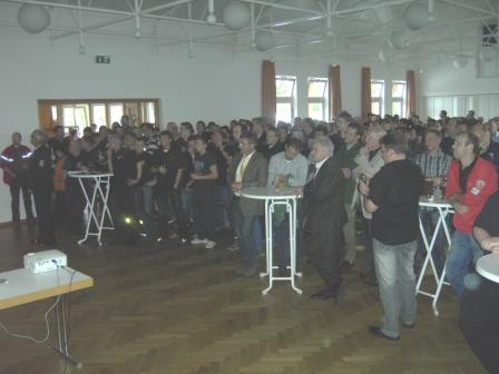 Teilnehmer Helferfest Rodenbach