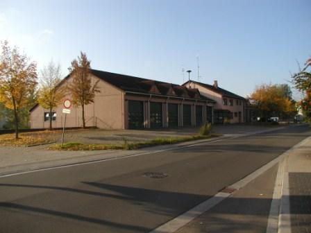 Feuerwehrhaus Otterberg