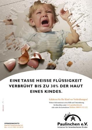 Plakat Paulinchen