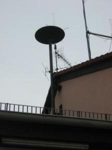 Sirene auf dem Feuerwehrhaus Otterberg