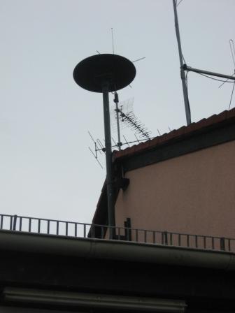 Eine von drei Sirenen in Otterberg steht auf dem Dach der Feuerwehr. Bild: Feuerwehr Otterberg