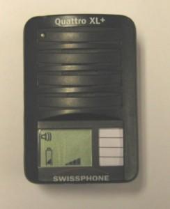 Swissphone Quattro XL+