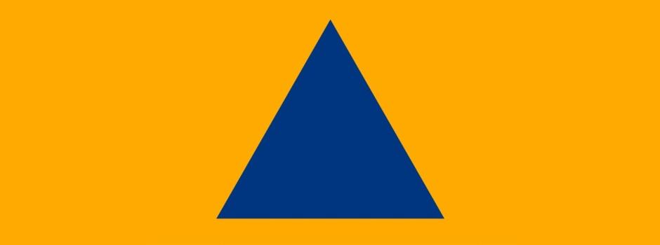 Internationales Zivilschutzzeichen (IZS) [Slider]