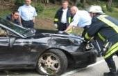 Symbolbild Verkehrsunfall 2