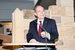 Prof. Dr. Lothar Hagebölling. Quelle: DFV