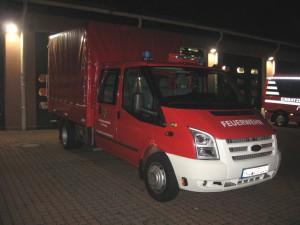 MZF 2 der Feuerwehr Niederkirchen.