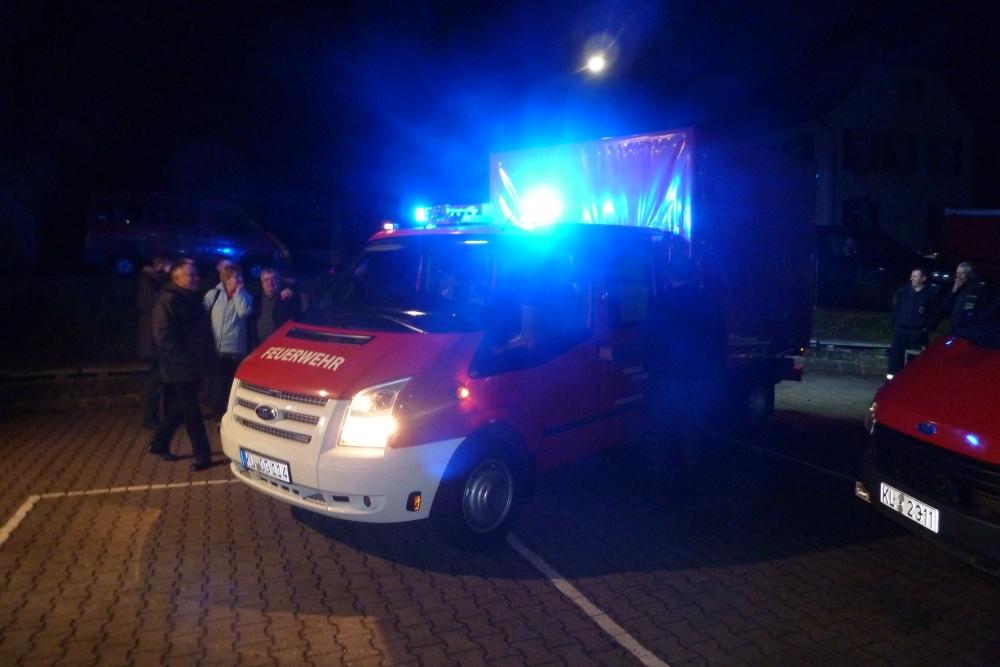 MZF 1 der Feuerwehr Niederkirchen