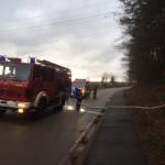 14. Januar 2013 - Flächenbrand, K37 Otterberg - Althütterhof