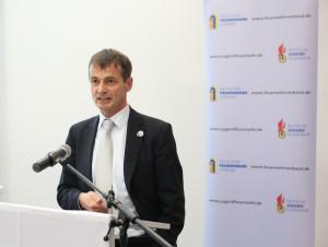 Dr. Bernd Scherer,  Rico Thumser / DFV