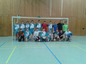 Mannschaften aus Otterberg und Otterberg