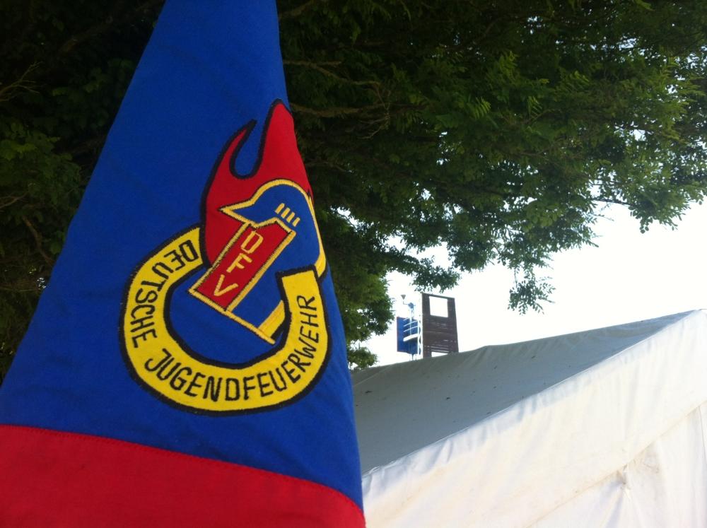 Symbolbild Jugendfeuerwehr Zeltlager