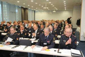 4. Bundesfachkongress zum Berliner Abend des DFV am 11. September 2014. Foto: Rico Thumser / DFV