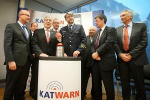 Rheinland-Pfalz startet als erstes Flächenland Katastrophenwarnung für Smartphonenutzer