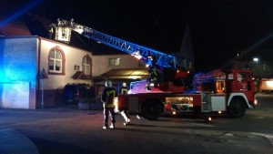 24. März 2015 - Amtshilfe Rettungsdienst, Sulzbachtal Pferchstraße [update]