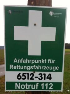 Rettungspunkt 6512-314 (Otterberg Geisberg)