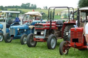 Symbolbild Traktoren