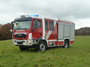 HLF der Feuerwehr Otterberg.