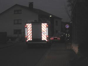 20. Januar 2016 - PKW-Brand, Otterberg Lautererstraße