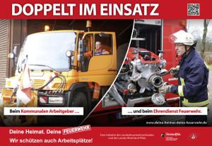 "Motiv ""Doppelt im Einsatz"""