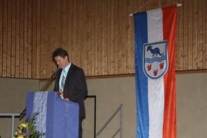 Bürgermeister Harald Westrich