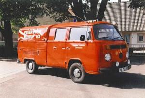 VW Bus T2 FF Olsbrücken