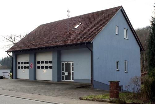 Feuerwehrhaus Olsbrücken, Außenansicht