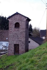 Glockenturm in Untersulzbach
