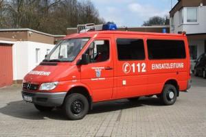 ELW 1 der Feuerwehr Otterbach