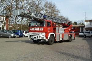 Ehemalige Fahrzeuge der Feuerwehr Otterbach