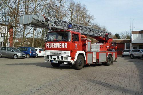 DLK 23/12 der Feuerwehr Otterbach