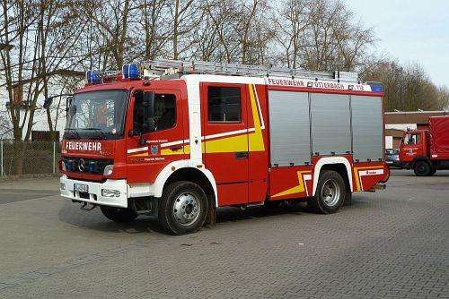HLF 20 der Feuerwehr Otterbach