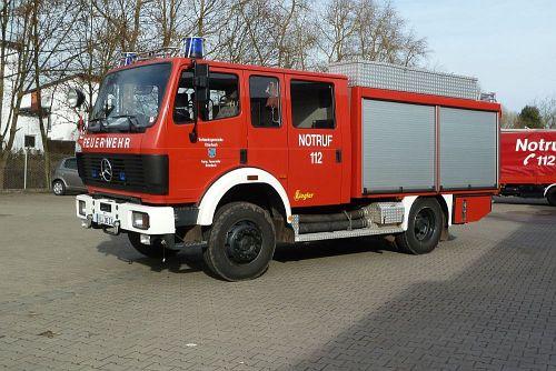 TLF 16/25 der Feuerwehr Otterbach